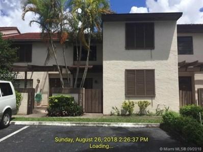 13381 SW 88th Ter UNIT D, Miami, FL 33186 - #: A10536430