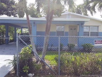 667 SW 4th St, Belle Glade, FL 33430 - #: A10536538