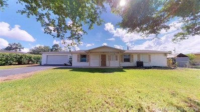 27445 SW 166th Ave, Homestead, FL 33031 - #: A10537033