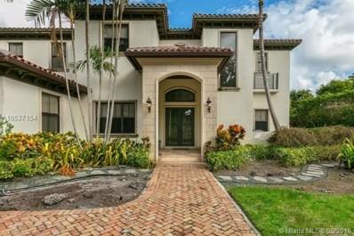 5321 Granada Blvd, Coral Gables, FL 33146 - #: A10537154