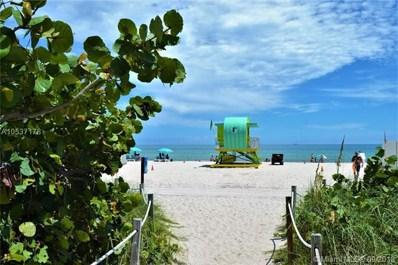 4101 Indian Creek Dr UNIT 507, Miami Beach, FL 33141 - #: A10537178