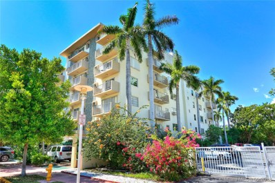 1820 James Ave UNIT 6D, Miami Beach, FL 33139 - #: A10537697