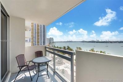 1500 Bay Rd UNIT 822S, Miami Beach, FL 33139 - #: A10537821