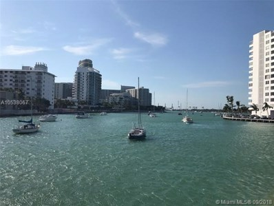 1688 West Ave UNIT 1005, Miami Beach, FL 33139 - #: A10538067
