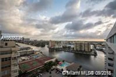 1833 S Ocean Drive UNIT 1802, Hallandale, FL 33008 - #: A10538746