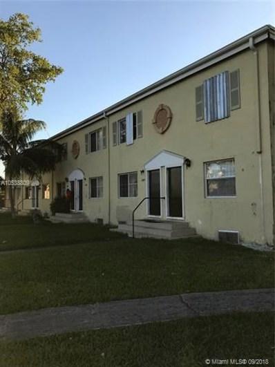 8460 NW 4th Ct UNIT 8460, Miami, FL 33150 - #: A10538809