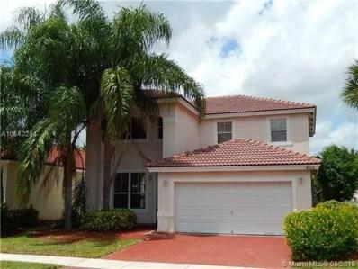 1800 NW 78th Ave, Pembroke Pines, FL 33024 - #: A10540284