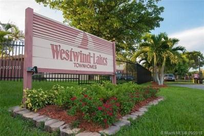 15355 SW 70th Ln UNIT 1, Miami, FL 33193 - #: A10541165