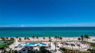 19111 Collins Ave UNIT 705, Sunny Isles Beach, FL 33160 - #: A10541990