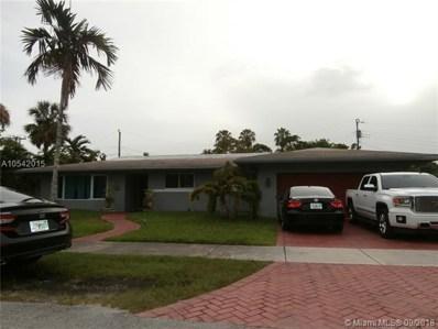 19900 NE 20th Ct, Miami, FL 33179 - #: A10542015