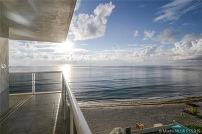 3725 S Ocean Dr UNIT 702, Hollywood, FL 33019 - #: A10543687