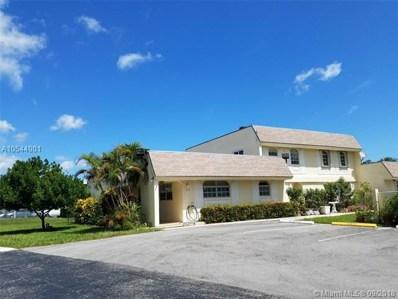 11299 SW 172nd St UNIT I1841C, Miami, FL 33157 - #: A10544001