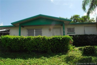 26165 SW 123rd Ct, Homestead, FL 33032 - #: A10545729