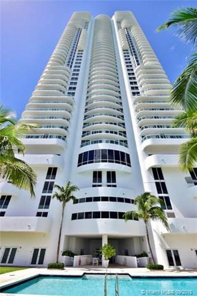 6365 Collins Ave UNIT 1407, Miami Beach, FL 33141 - #: A10545969