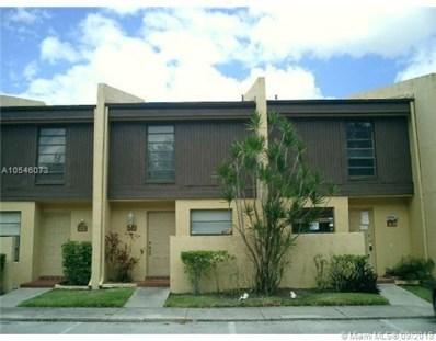 1101 NW 99th Ter UNIT 32, Pembroke Pines, FL 33024 - #: A10546073