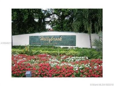 9220 S Hollybrook Lake Dr UNIT 109, Pembroke Pines, FL 33025 - #: A10546217