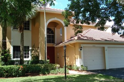 5408 NW 109th Ln, Coral Springs, FL 33076 - #: A10546918
