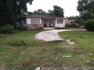 10920 NW 22nd Ave Rd, Miami, FL 33167 - #: A10547934