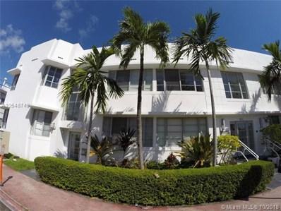 621 11th St UNIT 201, Miami Beach, FL 33139 - #: A10548743