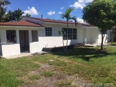 1185 NW 114th St, Miami, FL 33168 - #: A10549461
