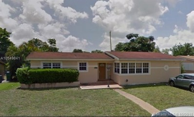 18741 NW 11th Rd, Miami Gardens, FL 33169 - #: A10549841