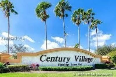 901 SW 141 Ave UNIT 410 M, Pembroke Pines, FL 33027 - #: A10551237