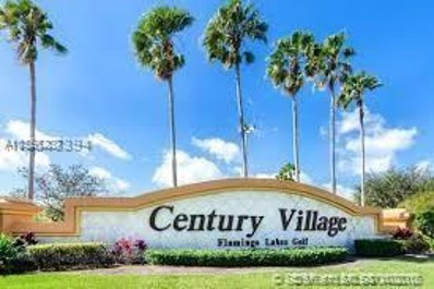 901 SW 141 Ave UNIT 410 M, Pembroke Pines, FL 33027 - #: A10551237