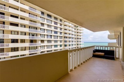 9801 Collins Ave UNIT 15X, Bal Harbour, FL 33154 - #: A10551657
