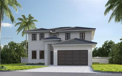 4241 SW 85th Ave, Miami, FL 33155 - #: A10552413
