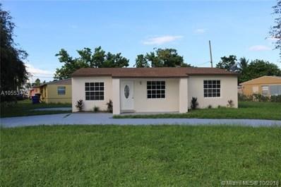 2419 Fletcher St, Hollywood, FL 33020 - #: A10553475