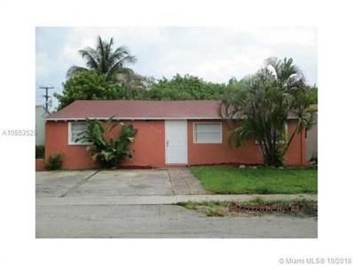 2137 Monroe St, Hollywood, FL 33020 - #: A10553528