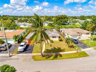 4199 NW 48th Ave, Lauderdale Lakes, FL 33319 - #: A10553961