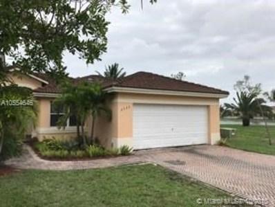 4533 SW 163rd Ave, Miami, FL 33185 - #: A10554646