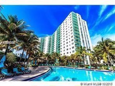 3901 S Ocean Dr UNIT PH16S, Hollywood, FL 33019 - #: A10555035