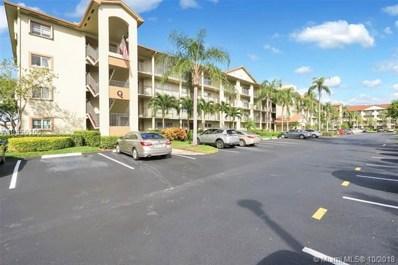 1400 SW 131st Way UNIT 208Q, Pembroke Pines, FL 33027 - #: A10556165