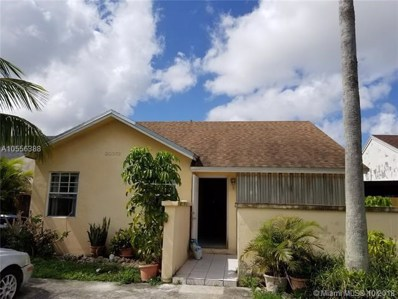 20362 NW 32nd Ct, Miami Gardens, FL 33056 - #: A10556388