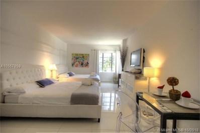 1801 Collins Ave UNIT 430, Miami Beach, FL 33139 - #: A10557859