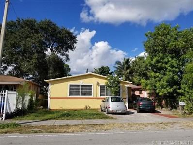 1141 NW 75th St, Miami, FL 33150 - #: A10557960