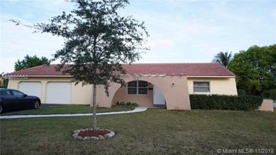 4101 NW 78th Way, Coral Springs, FL 33065 - #: A10560552