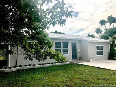 1922 Hayes St, Hollywood, FL 33020 - #: A10562083