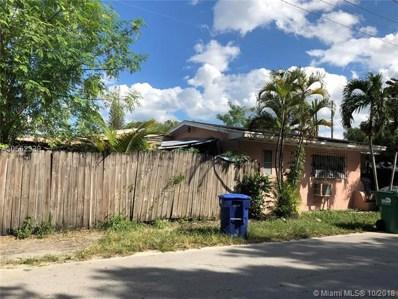599 NW 96th St, Miami, FL 33150 - #: A10562339