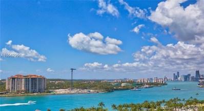 100 S Pointe Dr UNIT 1101, Miami Beach, FL 33139 - #: A10562901
