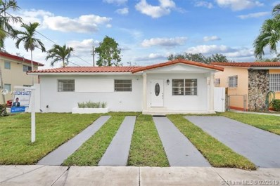 4137 SW 14th St, Coral Gables, FL 33134 - #: A10567378