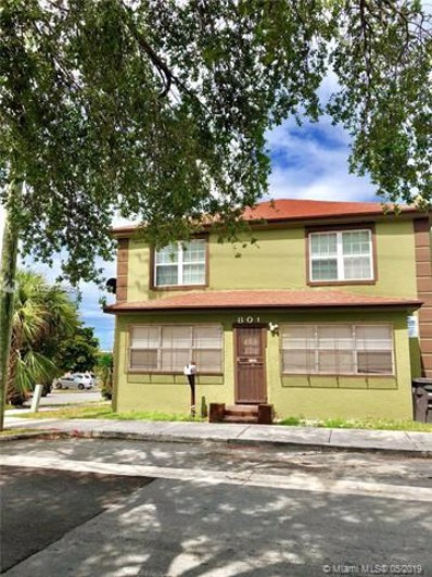 801 Division Avenue, West Palm Beach, FL 33401 - #: A10567466