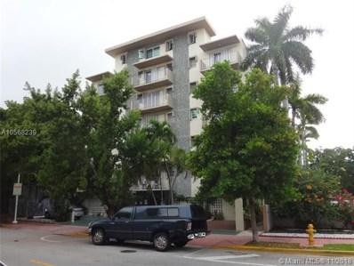 1820 James Ave UNIT 6B, Miami Beach, FL 33139 - #: A10568239