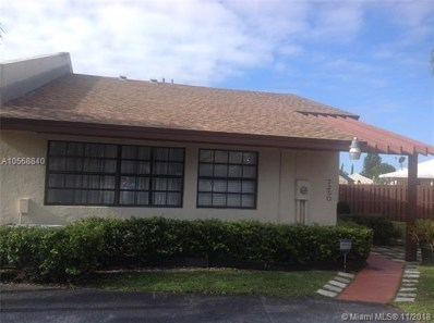 7250 SW 148th Ct, Miami, FL 33193 - #: A10568840