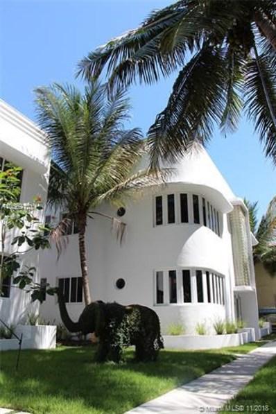 557 Michigan Ave UNIT 115, Miami Beach, FL 33169 - #: A10569101