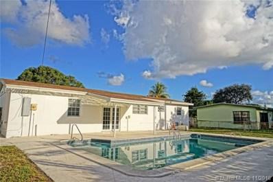 18740 NW 11th Pl, Miami Gardens, FL 33169 - #: A10569220