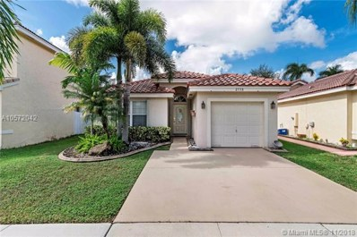 2538 SW 177th Ave, Miramar, FL 33029 - #: A10572042