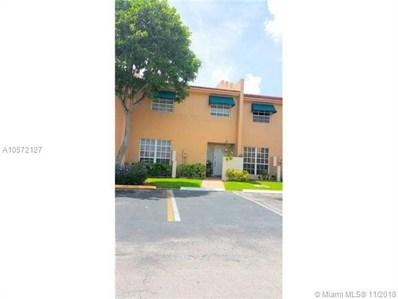10340 SW 154 Cir Court UNIT 55, Miami, FL 33196 - #: A10572127